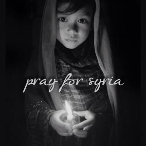 pray for syria niña Naza Hamed